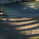 shadows, Pont du Gard