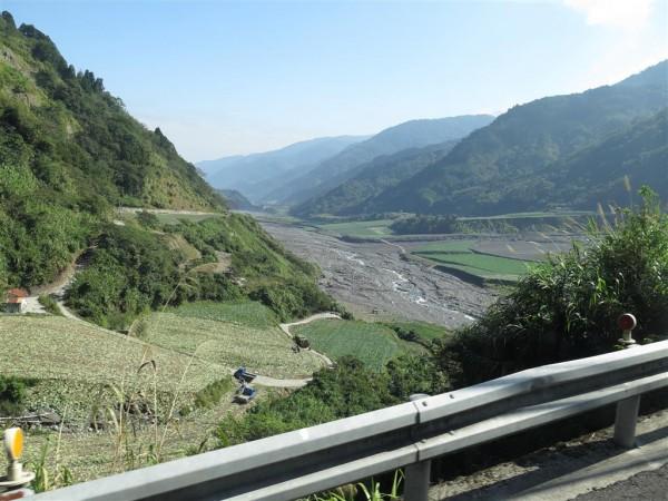 Lanyang river valley