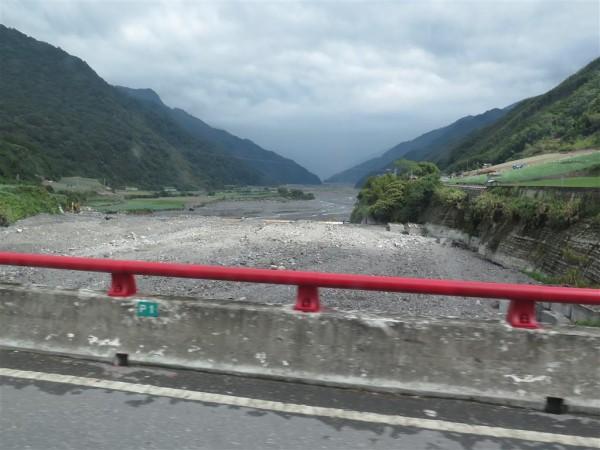 bridge on the Lanyang river