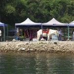 Lijiang riverside scenes