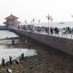 Qingdao pier
