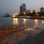 Qingdao - incoming tide
