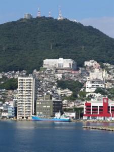 Mount Inasa, Nagasaki