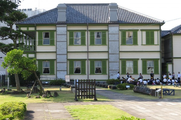 Dejima residence hall