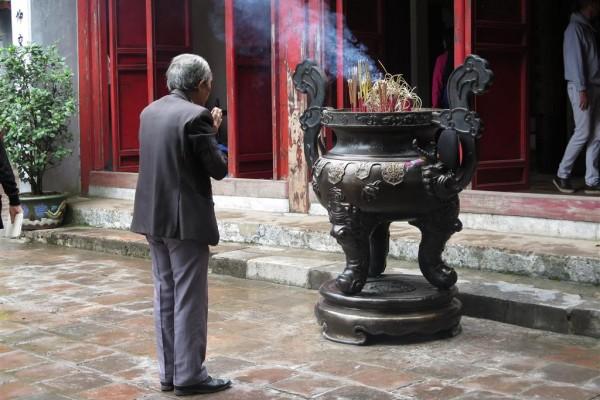 temple of the Jade mountain, Hoàn Kiếm Lake
