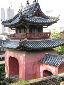 Nagasaki temple Sofuku-ji