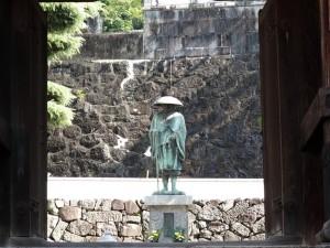 Nagasaki temples Daion ji