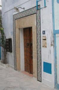 doors and alleyways, Tunisia