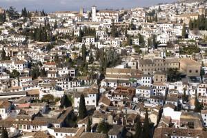 Albaicin district, Granada