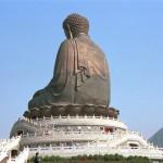 Tian Tian Buddha on Lantau Island, Hong Kong