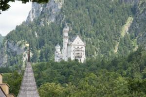 Neuschwanstein, the fairytale castle