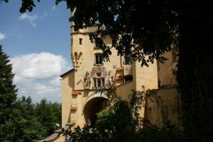 Hohenschwangau, the gingerbread house