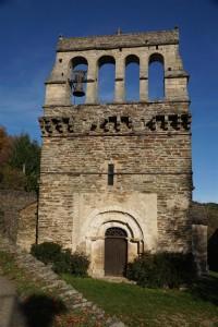 bell gable, St Jean de Pourcharesse