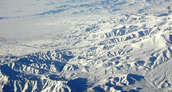 winter in Afganistan