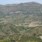 the Sierra de Montsant