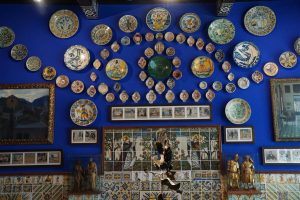 collections of ceramics