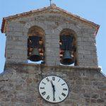 Eglise de Planzolles, clocher à peigne