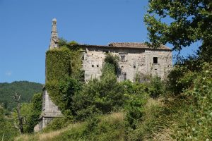 grange cistericenne, Chabrolières