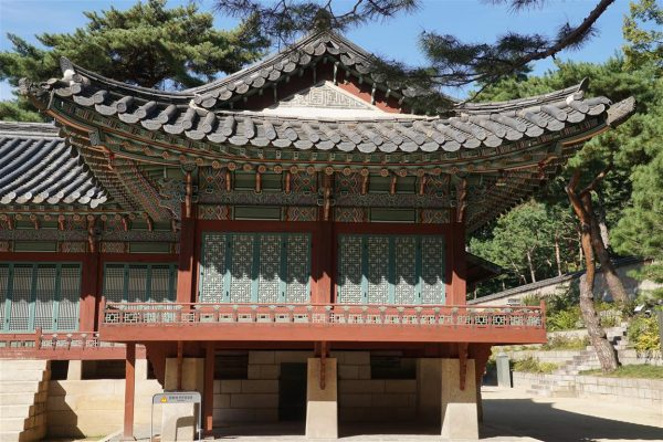 Changdeok-gung palace, Seoul