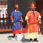 changing of the guard, Gyeongbokgung