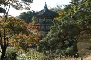 Hyangwonjeong pavillion, Gyeongbokgung